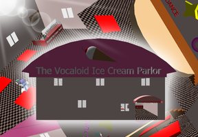 MMD - Ice Cream Parlor - DL by xxForeverEcstasyxx