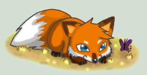 Come here little one X3 by chibi-pukumaru-chan