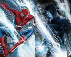 Amazing Spiderman 2 by billycsk