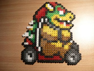 Bowser Kart by DisasterExe