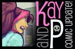 Kay and P: Issue 24 - Page 16 by Jackie-M-Illustrator