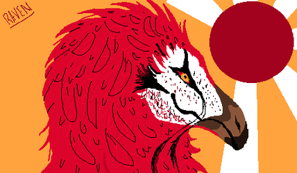 - Bearded vulture - by Common-Raven