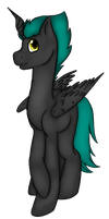MLP: Future is Magic Teenage Tyke by Courageous-of-Light