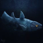 Coelacanth by Lycisca