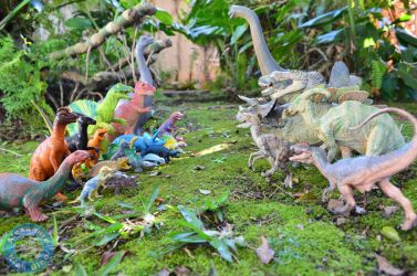 Dinosaurs VS Chinasaurs: Final chapter by X-Alex