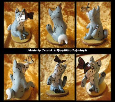 Gin figure by Inarah