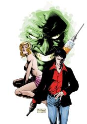 Dylan Dog by MahmudAsrar