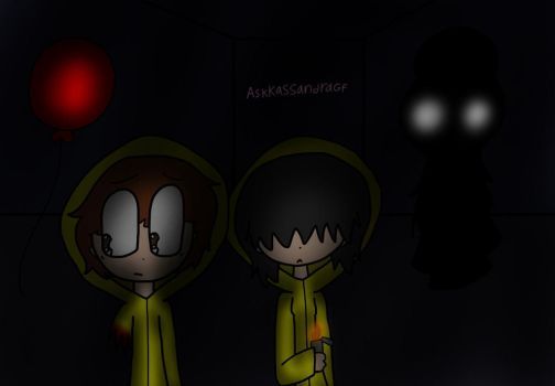 It and Little nightmares (Crossover) by AskKassandraGF