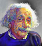Mr. Einstein by TJKruse
