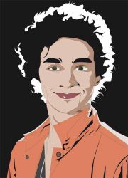 Nathan Young by Willart88