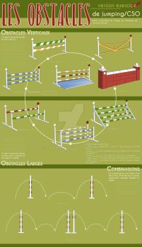 Horse Jumping Obstacles [fr] by ValkAngie
