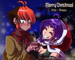 BeyMF::. Merry Christmas 2015! by Priss-BloodEmpress