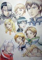 favourite books characters by Juli556