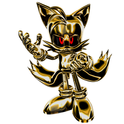 Fake Tails Render by Nibroc-Rock