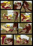 Lost Page BBA - Fight ! by Nouky