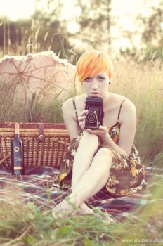 Picnic Photography by DeziDesire