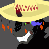 King Sombrero by TheAlmightyDove