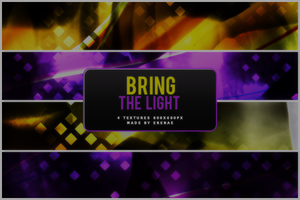 Bring The Light Texture Pack by ErenaeErae
