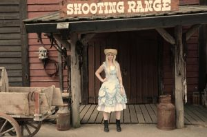 Shooting Range by SniperSunny