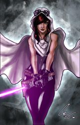 Mara Jade by randomality85