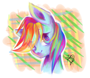 Rainbow by PrettyShineGP