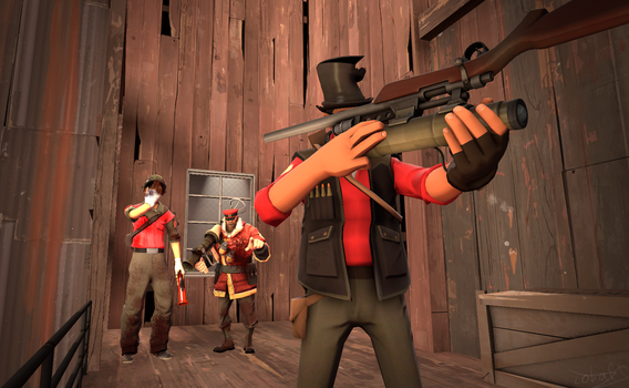 (SFM) New Player by CobaltDrawing