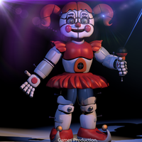 Circus Baby  V8  (4K) by GamesProduction