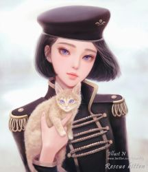 Rescue Kitten by lily-nuga