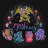 Fantasy Final by likelikes