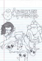 Adventure Time by awesomesquirrel