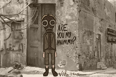 The Empty Child - Doctor Who by VitoGraffito