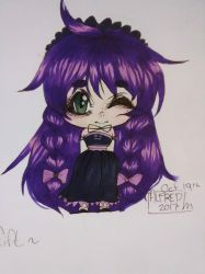 Chibi gift thing by Alfies-an-Artist