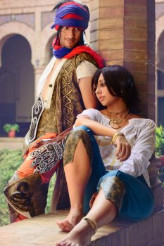 Prince of Persia. Light seeds by Isawa-Hiromi