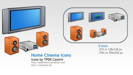 Home Cinema by TPDKCasimir