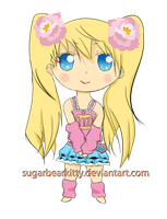 Serina chibi by sugarbearkitty