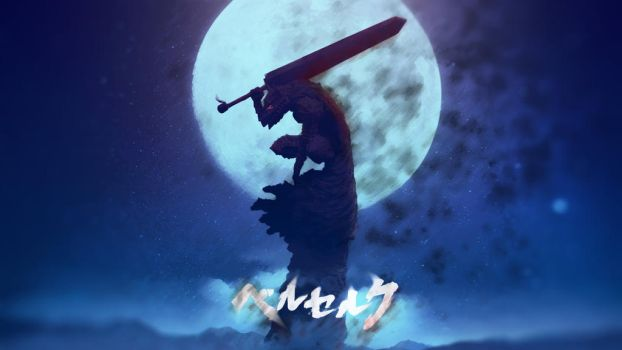 Berserk Moonlight by FatalScript