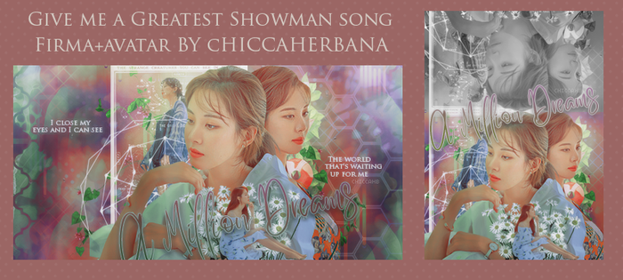 look the great showman by chiccaherbana