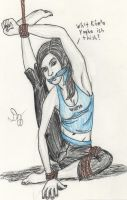 Random Damsels: Wii Fit Trainer by J-money117