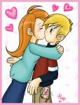 KP: Kim+Ron sweet kiss for SE by rinacat