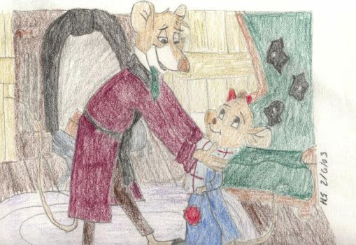 The Great Mouse Detective by Rimrose