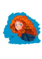 Merida by AwyrGreen