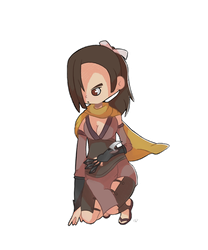 (FE Fates) Kagero by ChelseaLToons
