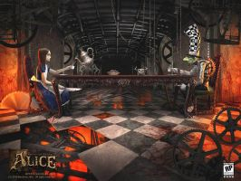 american McGee's alice by quimeraD