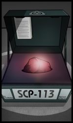 SCP-113 by TGedNathan