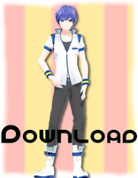 YYB Alternate Kaito Download Down by maydayfireball