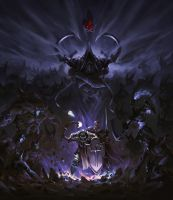 diablo 3 fan art contest by hungrybird