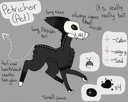 Petrichor '15 Ref by starbullets