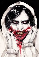 Jeff the Killer by ApocalypticPorcelain
