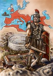 Ancient Rome by staseykinney