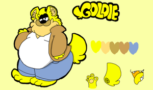 Goldie Final Reference Sheet by LockStepJustice41
